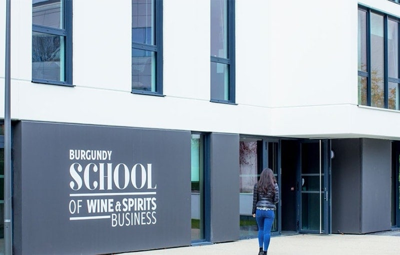 Ecole de Commerce Burgundy School of Wine and Spirits