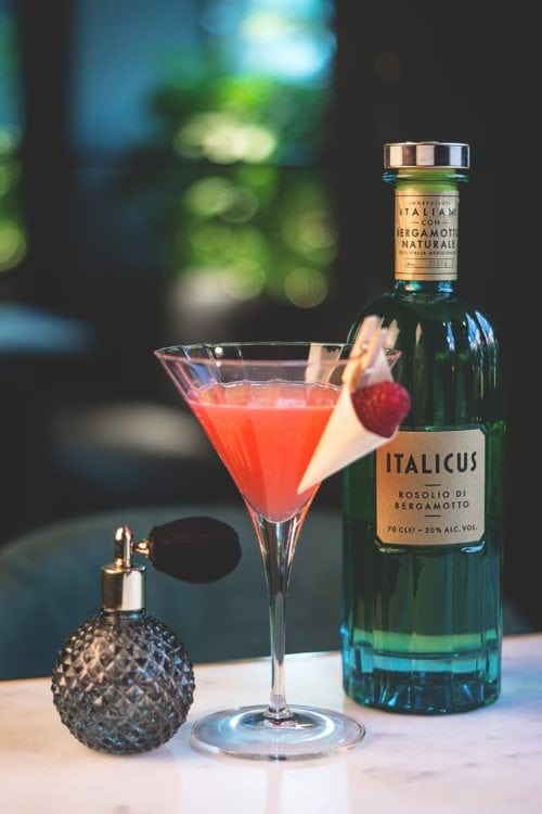 From Moscow To Milano Cocktail By Paolo Viola