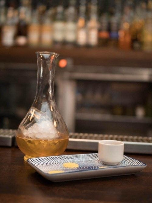 Kinkaku-ji cocktail par Nicolas Chapuy