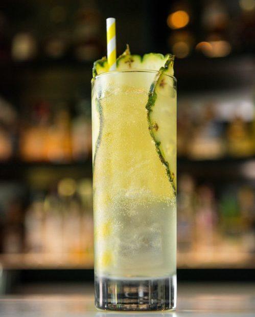 Haole cocktail by Mitchell Kai Lum