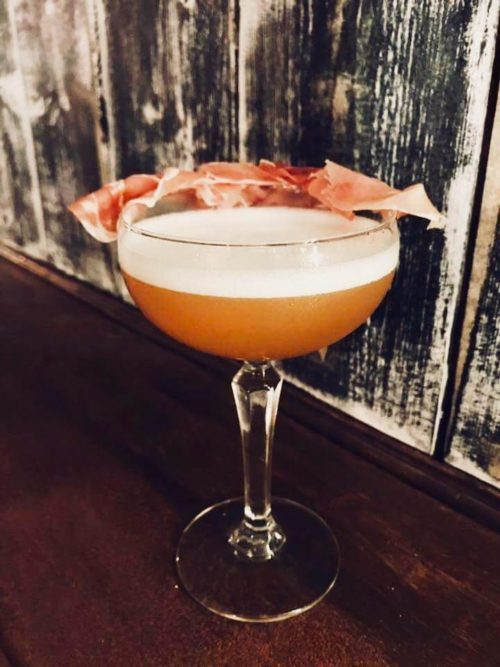 The Parmatini, a cocktail by Paul Forsyth