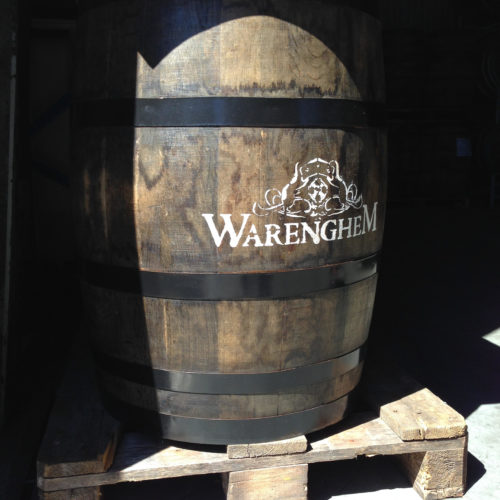 """On the trail of the first French single malt """"Armorik"""" whisky"""