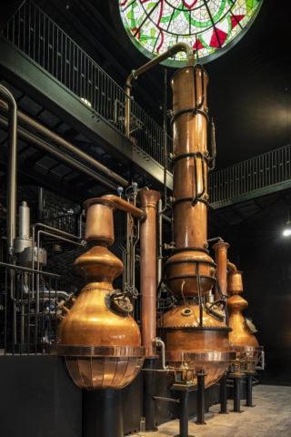 Le bar The Hibernation Station : Georgette Moger-Petraske & Lesley Gracie, Maître Distillateur Hendrick's Gin