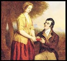 Who was Robert Burns? By Christine Lambert