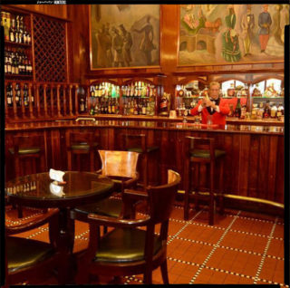 Ernest Hemingway's favorite bars for sipping a drink