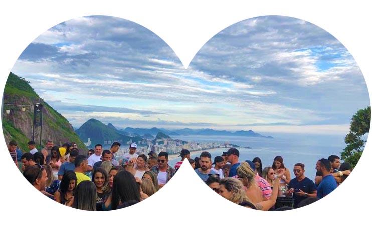 Rio de Janeiro bars with best view