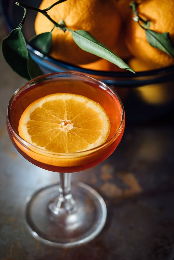 Create cocktails with two ingredients