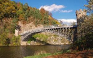 Craigellachie Bridge Speyside