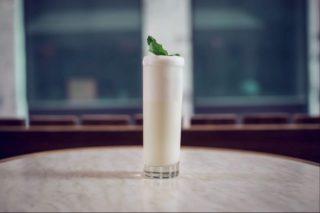 Un Bacardi Fizz Cocktail por el bartender Marc Bonneton