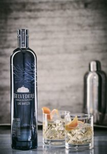Paolo Viola Pursues His Bartender Career As A Belvedere