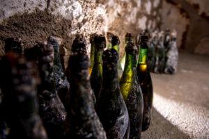 L'histoire du million de bouteilles de champagne perdues