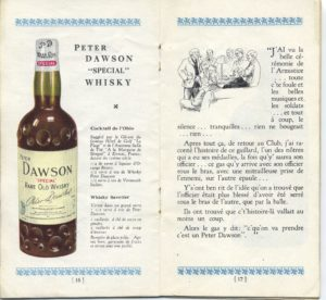 peter dawson whisky