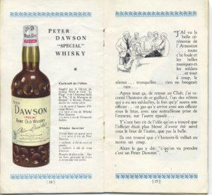 peter dawson whisky