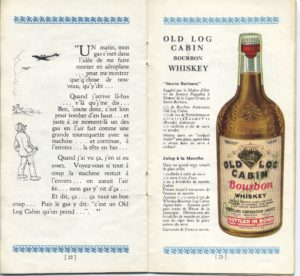old log cabin bourbon