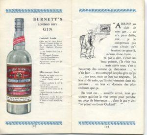 puis le gas y dit burnett's dry gin