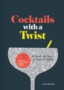cocktail book by Kara Newman