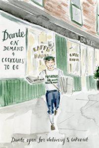 dante bar new york