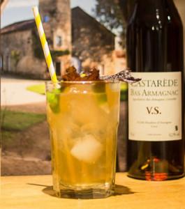 cocktail castarede armagnac vs