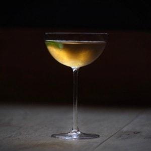Evoo Martini cocktail